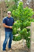 Asaf Lazarovich - Vineyard and plantations manager